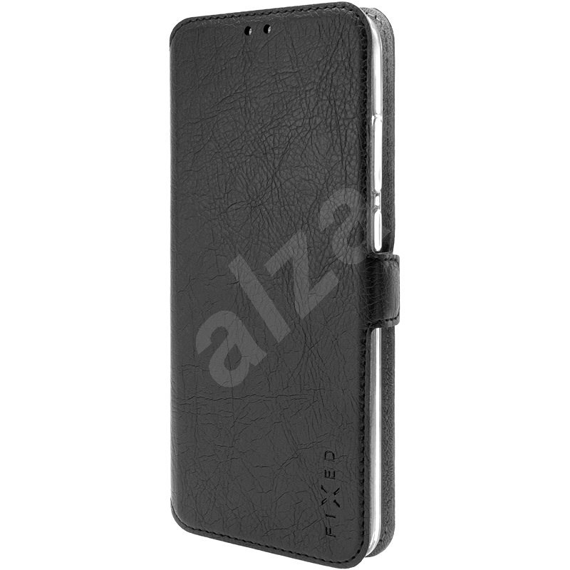 FIXED Topic for Honor 8A / Huawei Y6s, Black - Mobile Phone Case