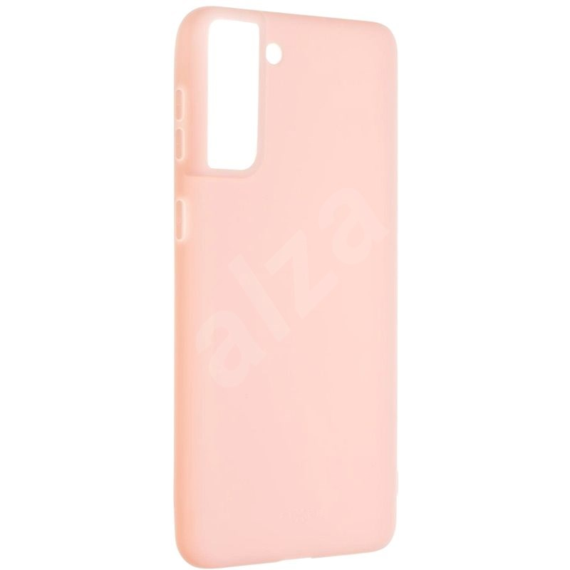 FIXED Story for Samsung Galaxy S21+, Pink - Mobile Case