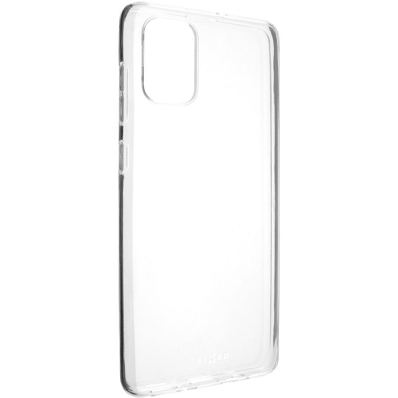 FIXED for Samsung Galaxy A71 Clear - Mobile Case