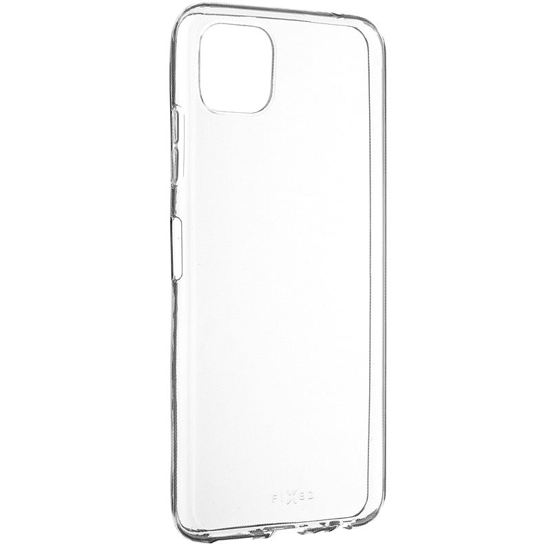 FIXED for Samsung Galaxy A22 5G Clear - Mobile Case