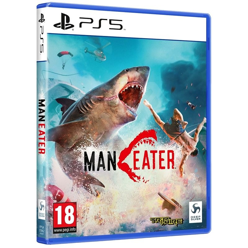 Maneater - PS5 - Console Game