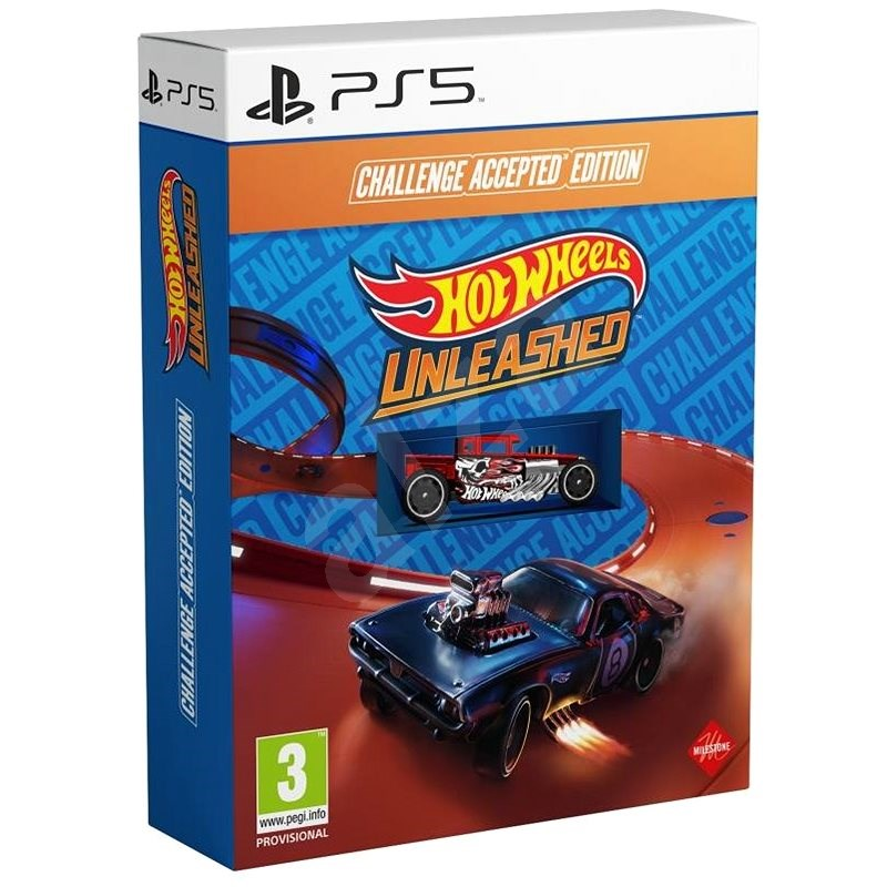 Hot Wheels Unleashed: Challenge Accepted Edition - PS5 - Console Game