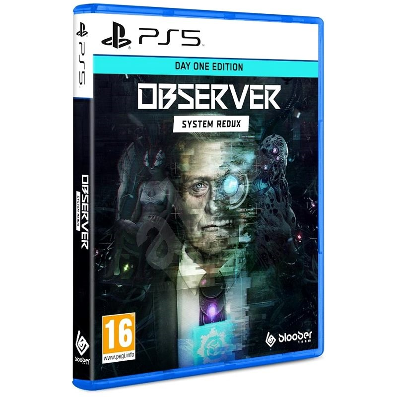 Observer: System Redux Day One Edition - PS5 - Console Game