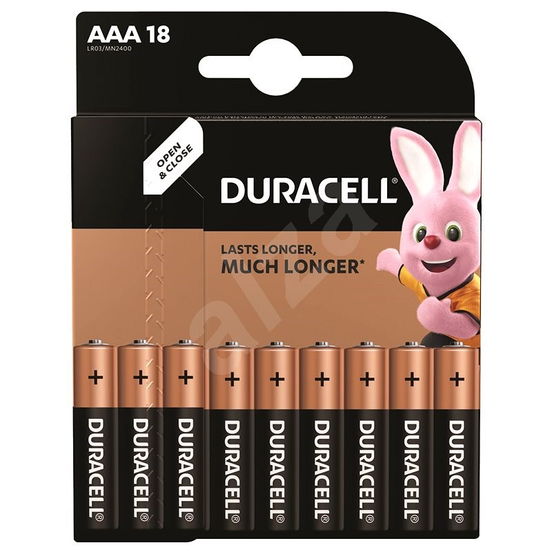 Duracell Basic AAA 18pcs - Disposable Battery