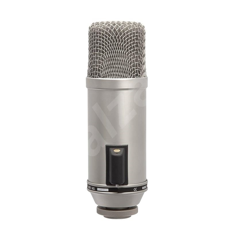 RODE Broadcaster - Microphone