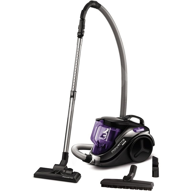 Rowenta Ro3759ea Compact Power Cyclonic Parquet Bagless Vacuum Cleaner Alzashop Com
