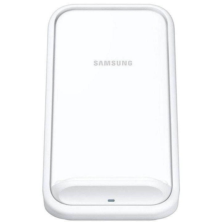 Samsung Wireless Charging Station (15W) White - Wireless Charger
