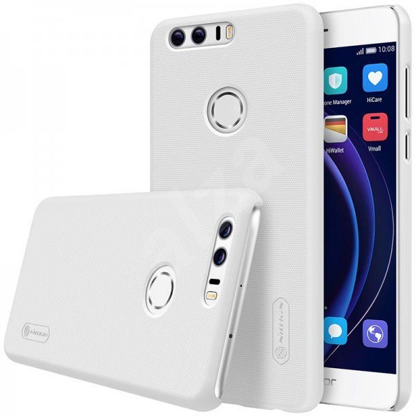 Nillkin Frosted White for Honor 8 Pro - Protective Case