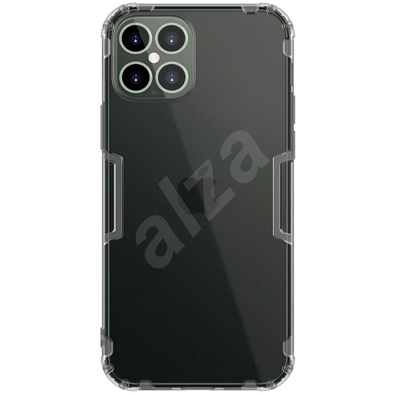 Nillkin Nature for iPhone 12 Pro Max, Grey - Mobile Case