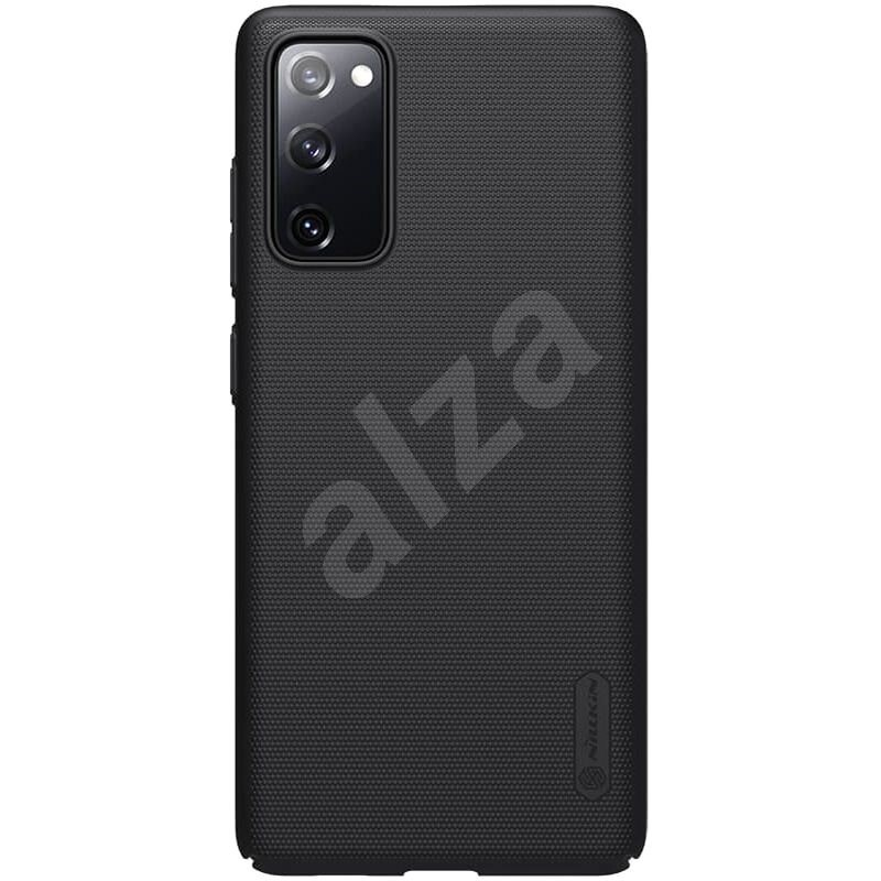 Nillkin Frosted Cover for Samsung Galaxy S20 FE Black - Mobile Case
