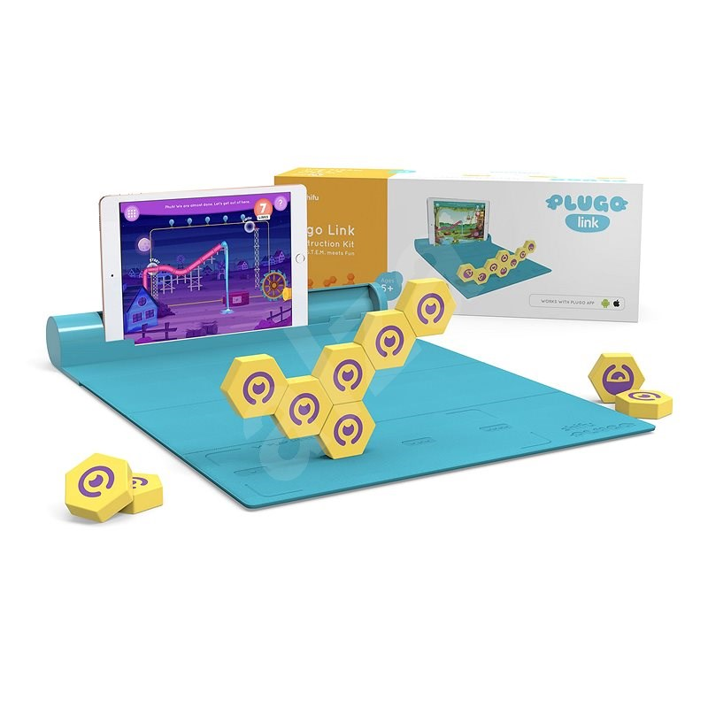 Shifu Plugo Link - Puzzle Game for Tablets - Interactive Toy