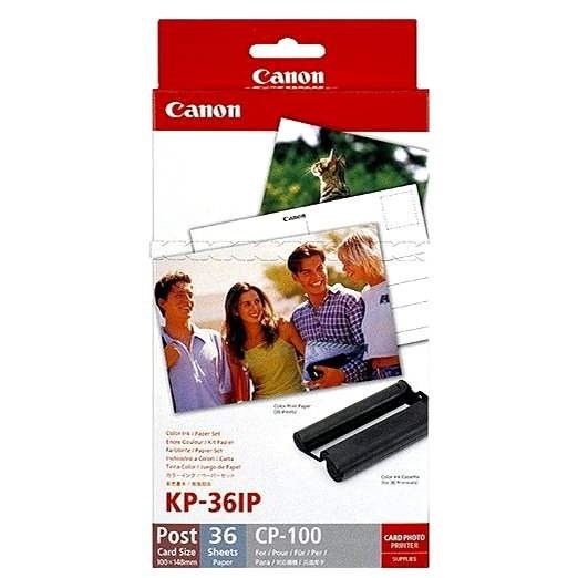 Canon KP-36IP - Paper and Film