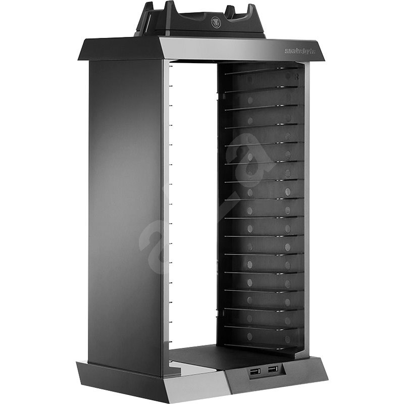 SNAKEBYTE PS4 CHARGE:TOWER PRO BLACK - Stand