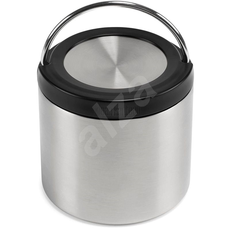 Klean Kanteen TKCanister 16oz w/IL - Brushed Stainless - Thermos