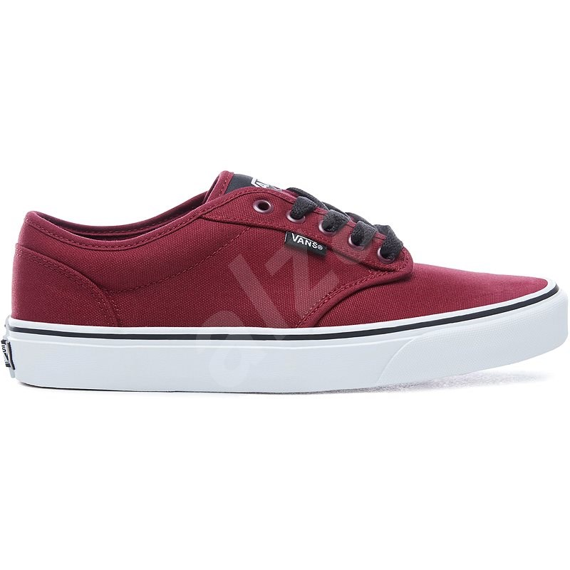 Vans MN Atwood (Canvas) Oxblood/White size 44 EU / 285mm ...
