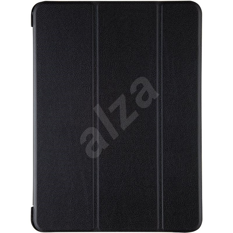 Tactical Book Tri Fold Case for Samsung T500/T505 Galaxy Tab A7 10.4 Black - Tablet Case