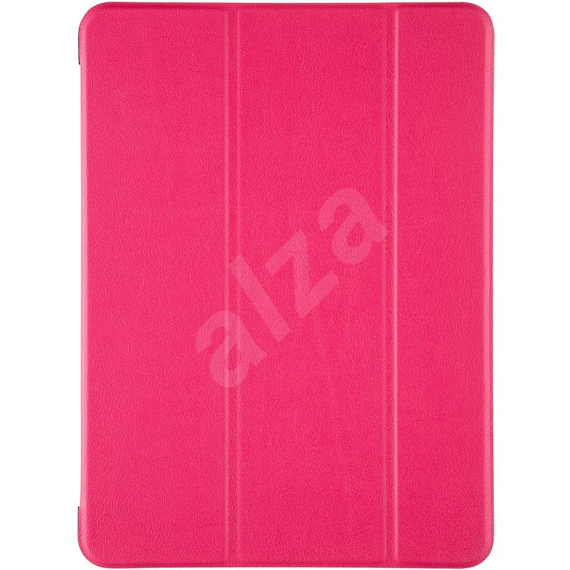 Tactical Book Tri Fold Case for iPad Air (2020) 10.9 Pink - Tablet Case