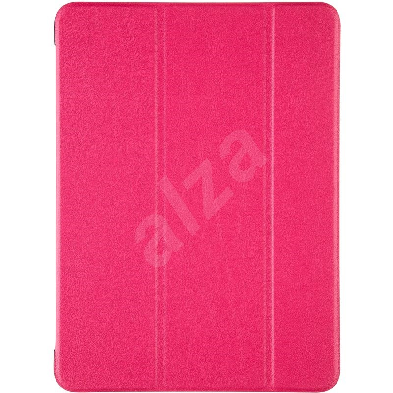 Tactical Book Tri Fold Case for Samsung T220/T225 Galaxy Tab A7 Lite 8.7 Pink - Tablet Case