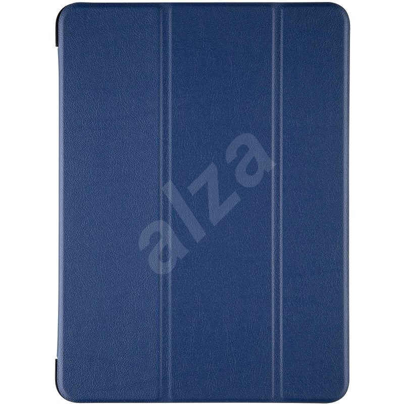 Tactical Book Tri Fold for Samsung T730/T736/T970/T975 Galaxy Tab S7 FE 5G / S7+ 12.4 Blue - Tablet Case
