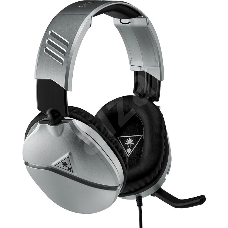 Turtle Beach RECON 70 Silver - Gaming Headset