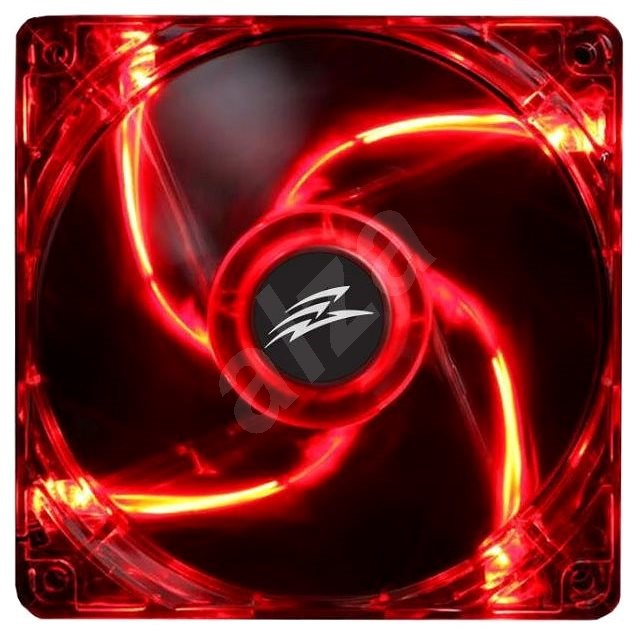EVOLVEO 14L1RD LED 140mm Red - PC Fan