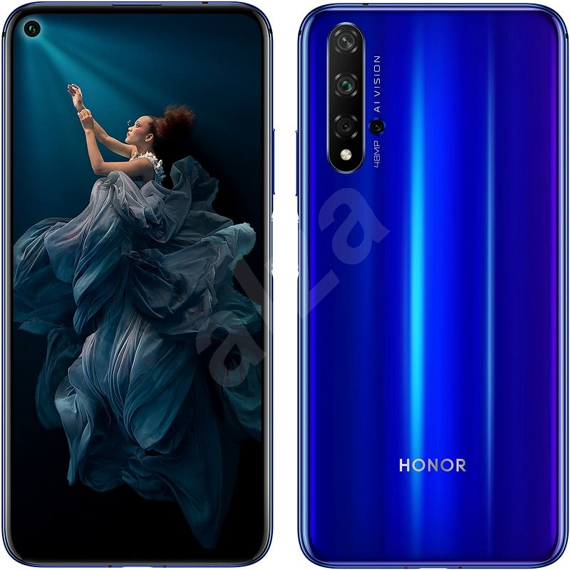 Honor 20 blue - Mobile Phone