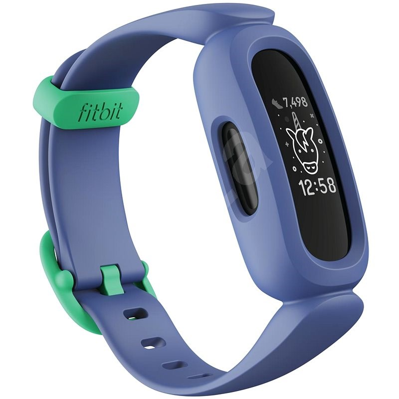 Fitbit Ace 3 Cosmic Blue/Astro Green - Fitness Tracker