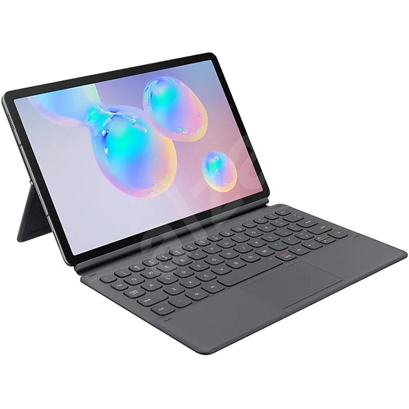 Samsung Protective Cover with Keyboard for Galaxy Tab S6 Grey - Keyboard