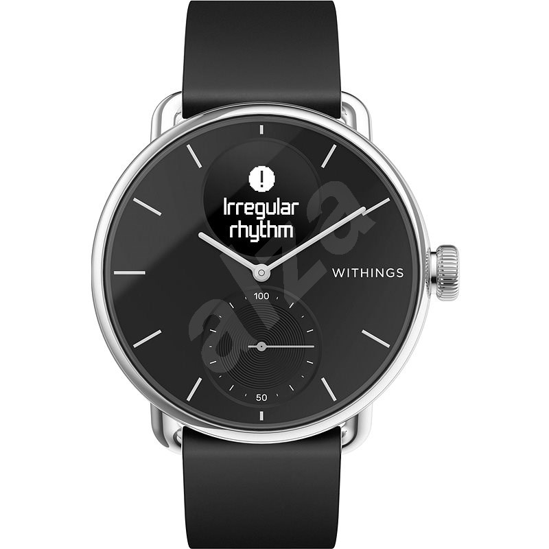 Withings Scanwatch 38mm - Black - Smartwatch