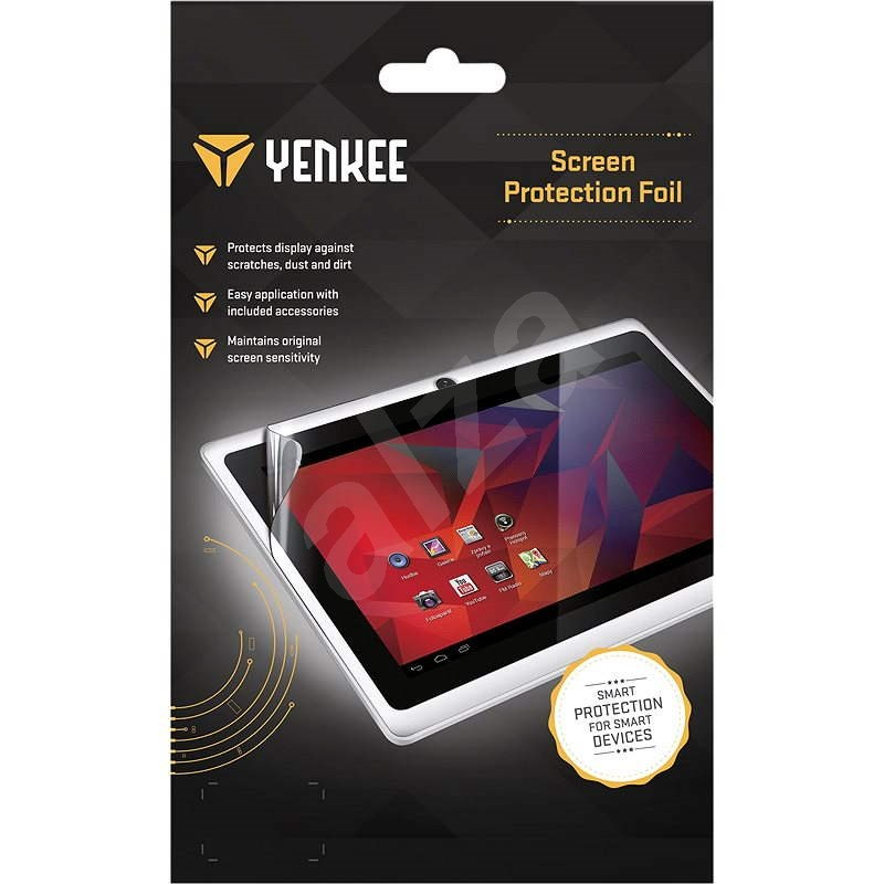 """Yenkee YPF 08UNICL 8"""" transparent - Film Protector"""