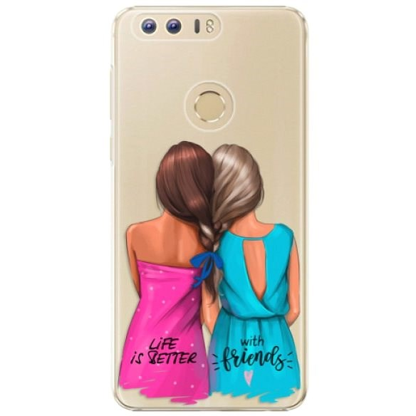 iSaprio Best Friends for Honor 8 - Mobile Case