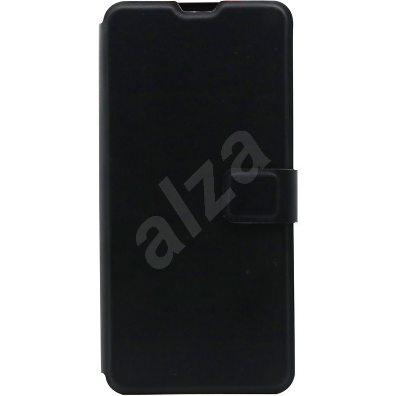 iWill Book PU Leather Case for Samsung Galaxy S20 FE, Black - Mobile Phone Case
