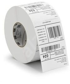 Zebra/Motorola adhesive labels for thermal transfer printing 31x22mm, 2890 labels per roll - Labels