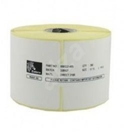 Zebra/Motorola Adhesive Labels for Thermal Printing 102mm x 64mm, 1100pcs Labels in Roll - Paper Labels