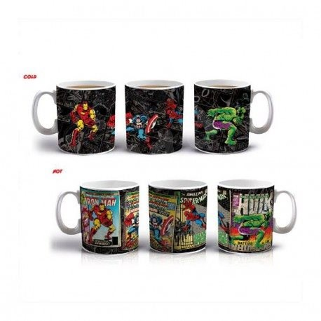 MARVEL Comics - Mug - Mug