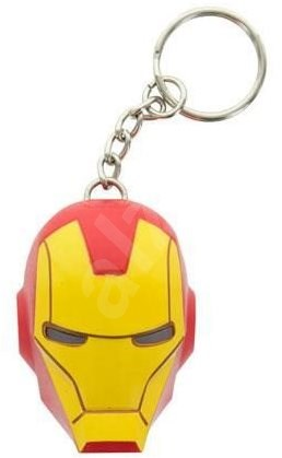 MARVEL Iron Man - Illuminated Keychain - Charm