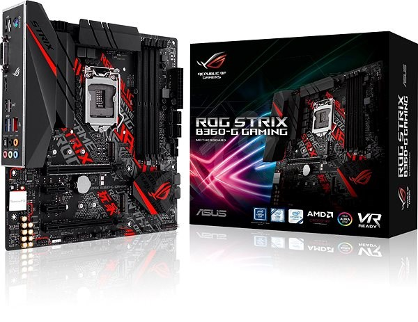 ASUS ROG STRIX B360-G GAMING - Motherboard