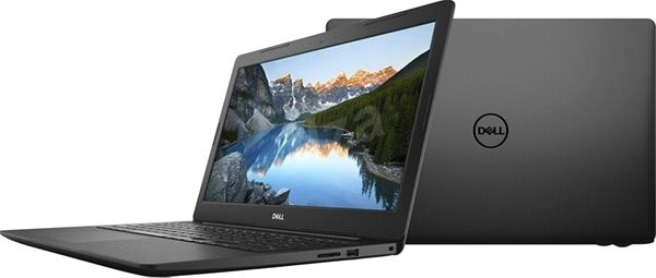 Dell Inspiron 15 (5570) Black - Laptop