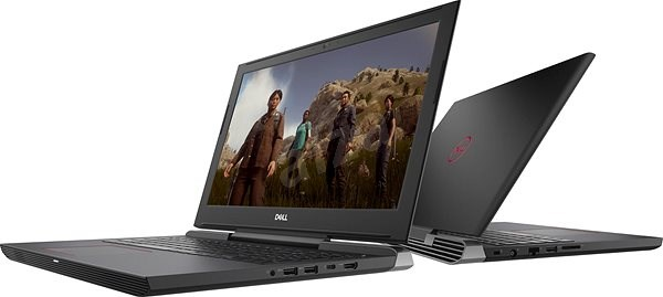 Dell Inspiron 15 G5 (5587) Black - Gaming Laptop