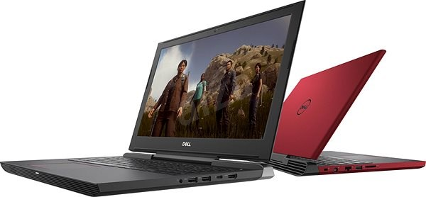 Dell Inspiron 15 G5 (5587) Red - Gaming Laptop