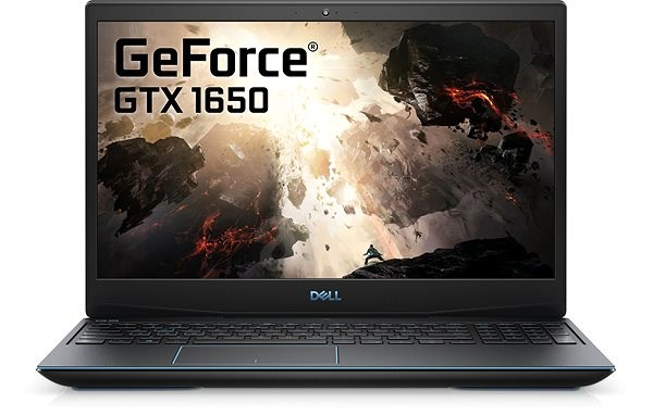 Dell G3 15 Gaming (3590) Black - Gaming Laptop