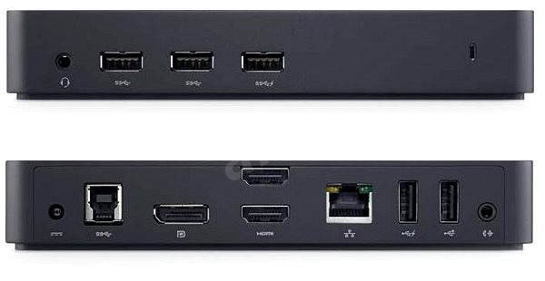Dell D3100 USB 3.0 - Docking Station