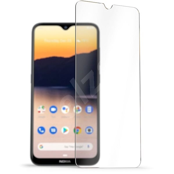 AlzaGuard Glass Protector for Nokia 2.3 - Glass protector