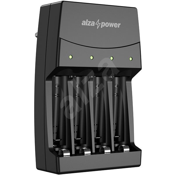 AlzaPower Quadro charger AP-400 - Battery Charger