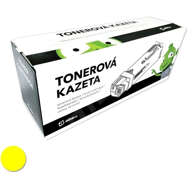 Alza 71B20Y0 Yellow for Lexmark Printers - Compatible Toner Cartridge