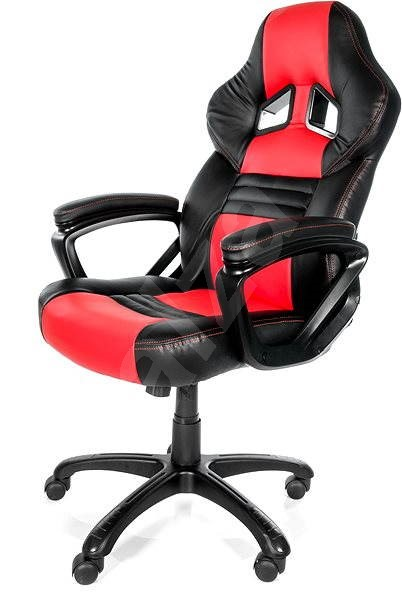 Arozzi Monza Red - Office Chair