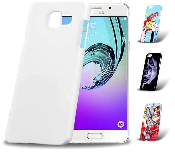Skinzone customised design Snap for Samsung Galaxy A3 2016 - Protective case in MyStyle