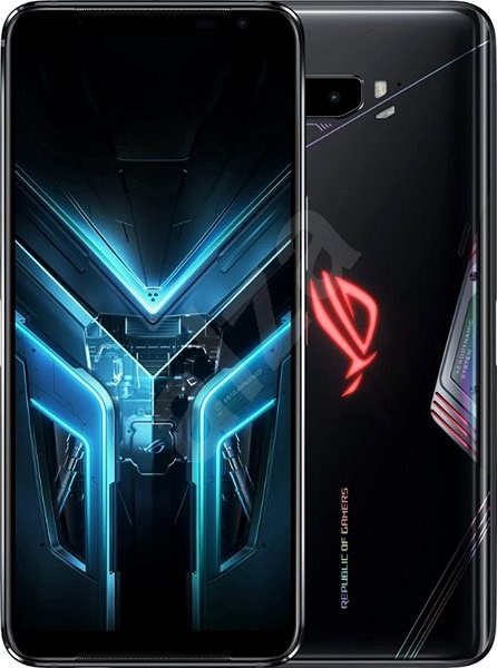 Asus ROG Phone 3 12GB/512GB Black - Mobile Phone | Alzashop.com
