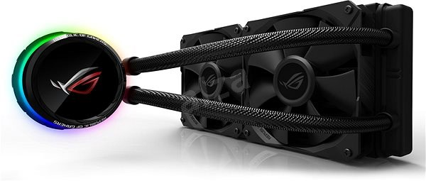 ASUS ROG RYUO 240 - Liquid Cooling System