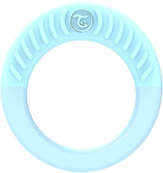 TWISTSHAKE Teether 1m+ Pastel Blue - Baby Teether